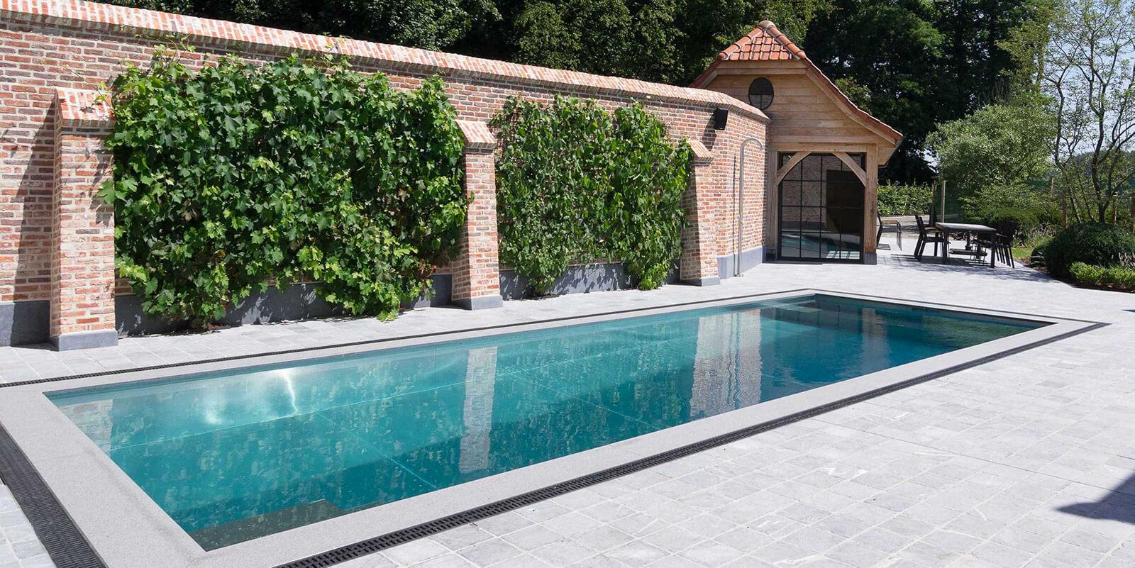 Inox RVS (roestvrij staal) Zwembaden Demeyere - Ingelmunster