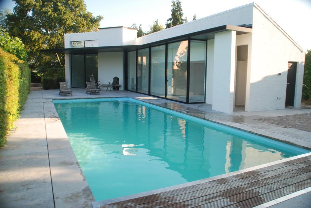 Zwembaden Demeyere | Bouwkundig zwembad - ook in bestaande kuip