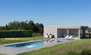 Zwembaden Demeyere | Zwembad in Inox - RVS - roestvrij staal