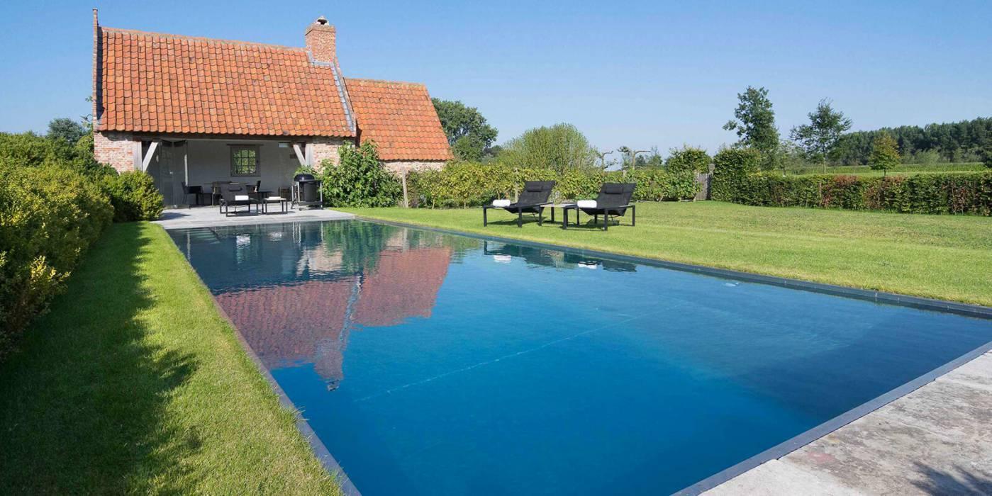 Zwembad beautiful inbouw zwembad with zwembad perfect for Te koop inbouw zwembad